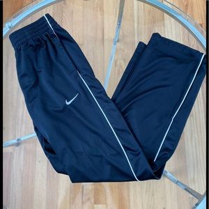 Nike Men's Dri-Fit Black Sweatpants Size Medium
